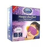 Optone Actimask Masque Chauffant Lavande X8