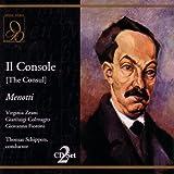 Menotti: Il Console (The Consul): Quante volte debbo dirlo, signora Sorel! (How often must I tell you, Mrs. Sorel)