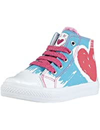 Agatha Ruiz de la Prada Coeur 152925, Baskets mode fille