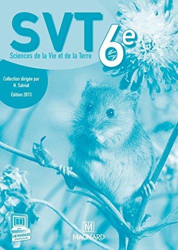 SVT 6e : Livre du professeur by Julie Azan (2013-06-06)