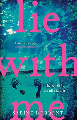 Buchseite und Rezensionen zu 'Lie With Me' von Sabine Durrant