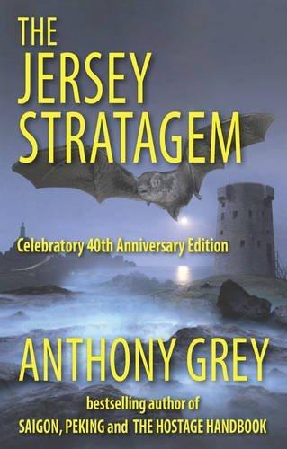 The Jersey Stratagem by Anthony Grey (2013-08-01)