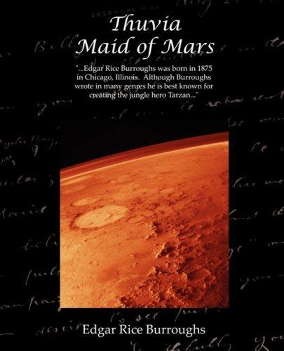Thuvia, Maid of Mars Cover Image