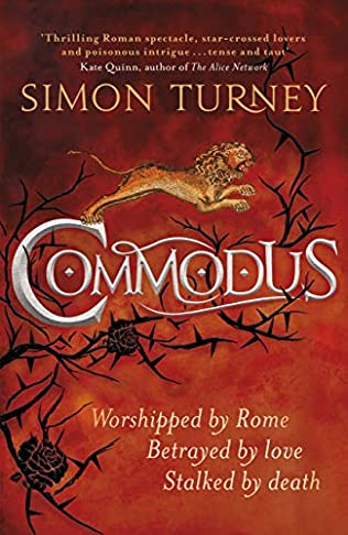 book cover of Commodus
