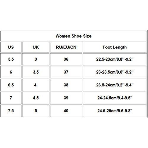 Chaussure De Sport Femme,NPRADLA Bracelets de mode pour femmes Sports Running Sneakers Bottes de fleurs en broderie Blanc