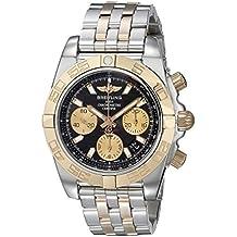 3460e92a39f Breitling CB014012-BA53 Montre Bracelet Homme Bicolore