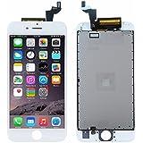 Écran LCD + tactile écran ensemble digitaliseur Remplacement pour iPhone 6S 4.7 inch avec des outils gratuits (Blanc)