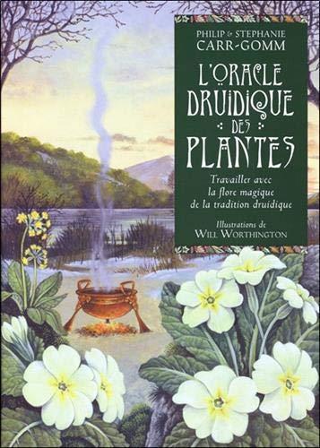 Coffret L'oracle druidique des plantes : Travailler avec la flore magique de la tradition druidique. Avec 1 jeu de 36 cartes