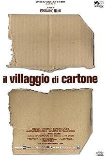 The Cardboard Village [Region 2] by Michael Lonsdale