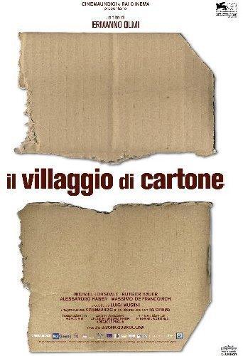 The Cardboard Village [IT Import]