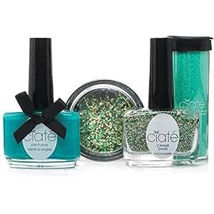 Caviar Manicure de Ciate Emerald Collection