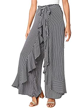 Logobeing Mujer Verano Pantalone