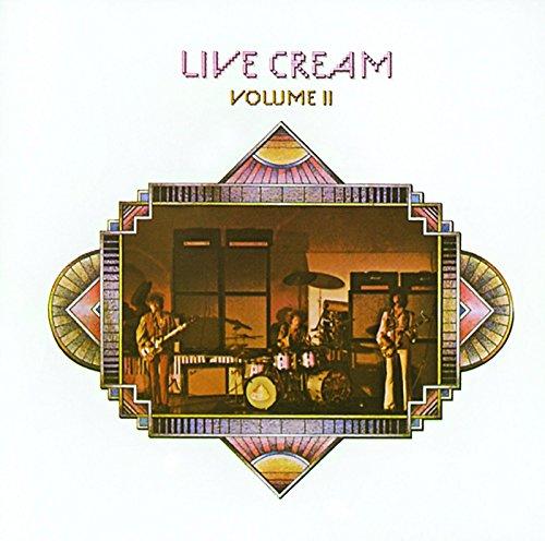 Live Cream Vol.2 (Lp) [Vinyl LP] Cream Music Box