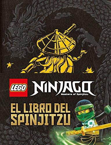 LEGO NINJAGO. El libro del Spinjitzu por Varios Autores