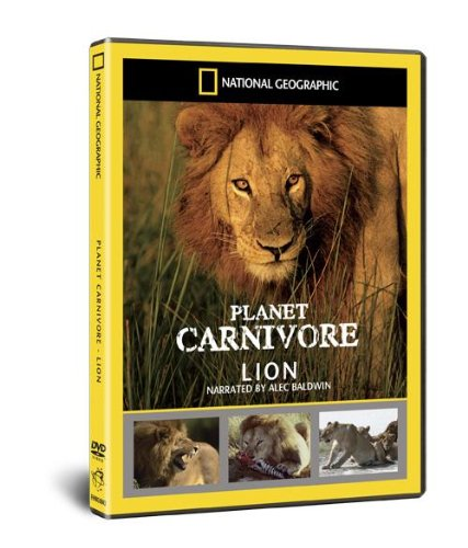 National Geographic - Planet Carnivore - The Lion
