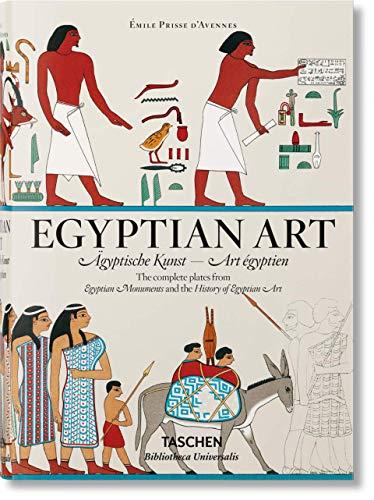 Prisse d''Avennes. Egyptian Art (Bibliotheca Universalis) por Salima Ikram