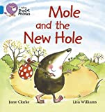 Mole and the New Hole: Band 04/Blue (Collins Big Cat Phonics)