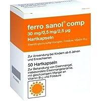 FERRO SANOL COMP 50St Kapseln PZN:4869580 preisvergleich bei billige-tabletten.eu
