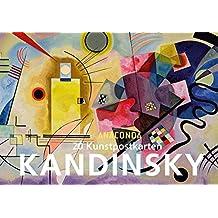 Postkartenbuch Wassily Kandinsky