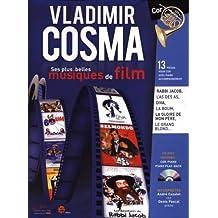Partitions classique ROBERT MARTIN COSMA V. - SES PLUS BELLES MUSIQUES DE FILM Cor