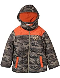 Beebay Boys' Quilted Regular Fit Jacket