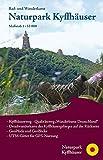 Naturpark Kyffhäuser: Rad- und Wanderkarte mit Detailkarte rund um den Kyffhäuser -