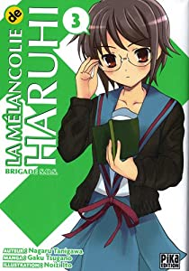 La Mélancolie de Haruhi Edition simple Tome 3