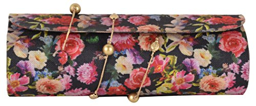 Anas Embroidery Women's Clutch Party wear Hand Embroidery Box clutch Purse For Bridal Hand Bag Casual.Party Wear Weeding Bag for Woman Embroidery Latest clutch Potli;Multi Color Handicraft Bag for Woman Bag for girl's Clutch's for Woman (Anas 00036) or Bridal Casual Party Wedding Multi Color (00036)  available at amazon for Rs.449