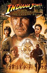 Indiana Jones & The Kingdom of the Crystal Skull (Movie Adaptation) (movie cover) by David Koepp, John Jackson George Lucas (2008-05-23)