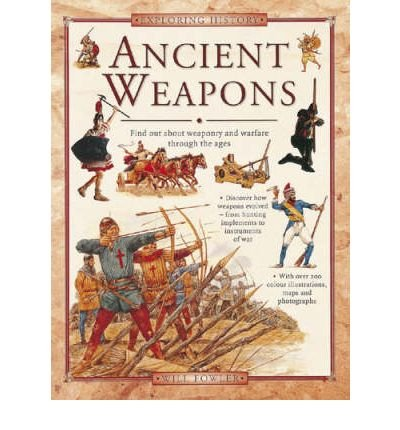 Ancient Weapons Cover Image