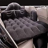 Industrial gloves Auto-Drehmaschine Multi-kinetisches Auto aufblasbares Bett Oxford Druck Split Auto Mitte Bett Beflockung hintere Reihe selbstfahrende Matratze,Black