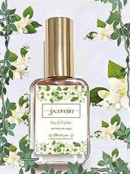 JAZMÍN Eau de Toilette para ella 30 ml VEGAN natural 100% con aceite esencial sin quimicos