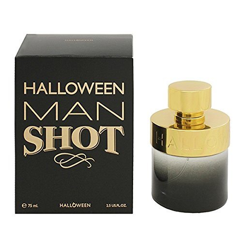 Jesus Del Pozo Halloween Shot Man Edt Vapo 75 Ml Buy Online In