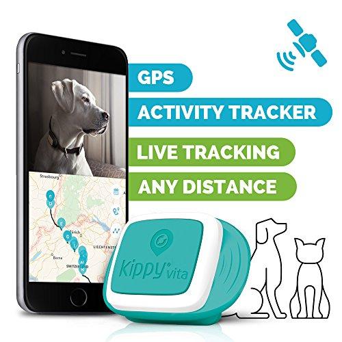 Kippy Vita - GPS y Monitor de Actividad para gatos y perros...
