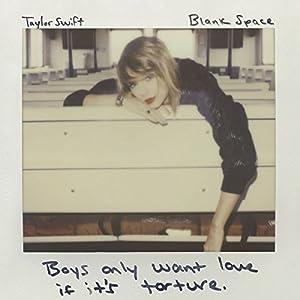Taylor Swift - Blank Space (cds)