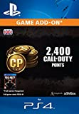 2,000 (+400 Bonus) Call of Duty Points [PS4 PSN Code - UK account]