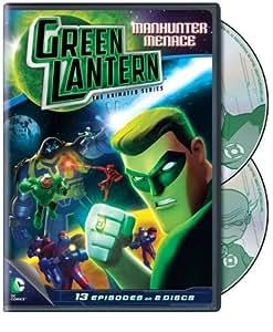Green Lantern: Animated Show - Manhunter Menace [Import USA Zone 1]