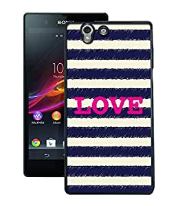 SONY XPERIA Z BACK COVER CASE BY instyler