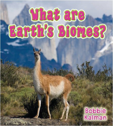 What Are Earth's Biomes? PDF Books