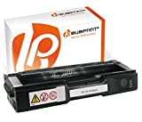 Bubprint Toner kompatibel für Ricoh 407543 für Aficio SP C 250 SP C250 DN SP C250DN SPC250E SP C250SF SPC250SF SP C 250 SFw SP C260 Series Schwarz