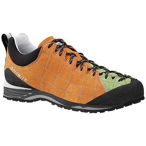 Dolomite, Chaussures montantes pour Homme Orange Orange/Lime Green