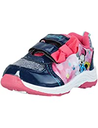 Minnie Mouse Girls Kids Athletic Sport, Baskets Basses Fille