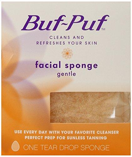 Buf-Puf - Ap Réutilisable Du Visage, Une Éponge Douce (Pack De 6)