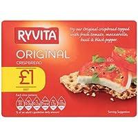 Ryvita original Crispbread 200g (paquete de 12 x 200g)
