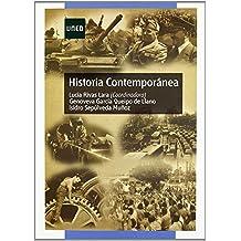 Historia Contemporánea (GRADO) de Lucía RIVAS LARA (26 oct 2010) Tapa blanda