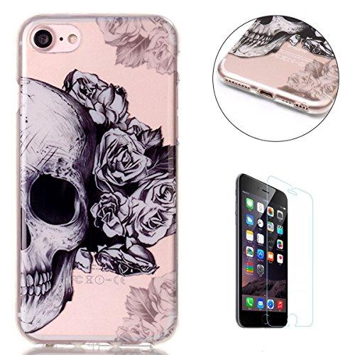 coque-iphone-7-47-pouce-housse-silicone-de-gel-avec-gratuit-protection-decrancasehome-cristal-clear-