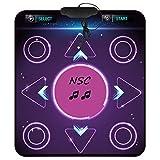 TWD Single Dance Mat USB Computer Interface Anti-Rutsch-Sport Gewicht Spieldecke GHJ