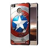 Best Marvel Of 3s - MTT Marvel Captain America Officially Licensed Hard Back Review