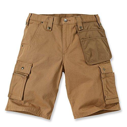 Carhartt - Pantalón corto - Hombre marrón 32