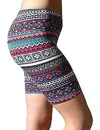 Pantalones Cortos para Mujer Pantalones Deportivos Yoga elásticos Gym Leggings Mallas para Correr Calcetines Ciclismo por